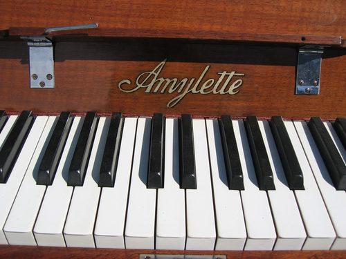 Antiques atlas art deco piano for Piani art deco