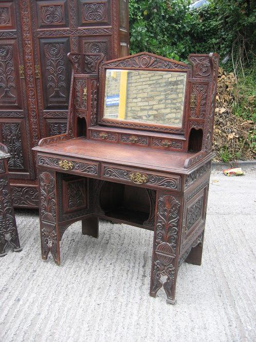 Carved bedroom suite antiques atlas