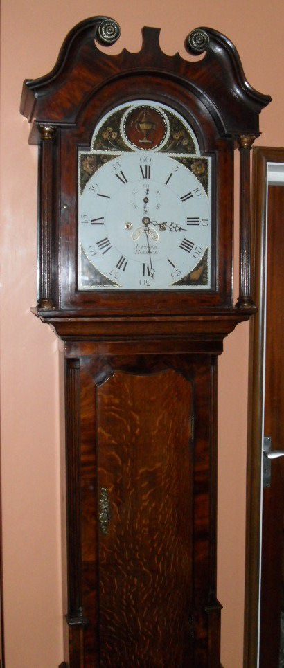 Antiques Atlas Longcase Clock By T Dodson Of Holbeck